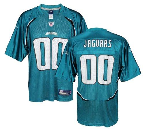 Jacksonville Jaguars NFL Mens Team Replica Jersey, Teal (Medium)