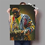 baodanla Kein RahmenThe Well Known American Rapper hip hop