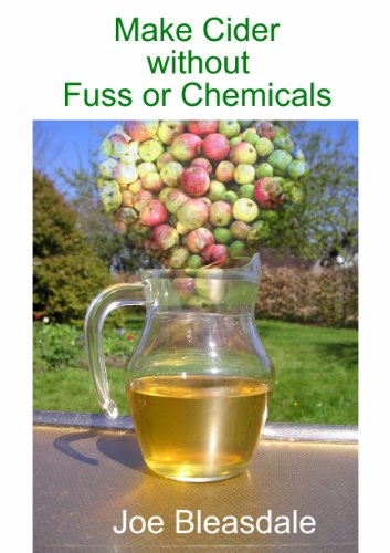 Make Cider without Fuss or Chemicals by [Joe Bleasdale]