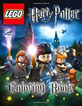 Lego Harry Potter Coloring Book: Funny Coloring Books Gifts for Kids Ages 4-8