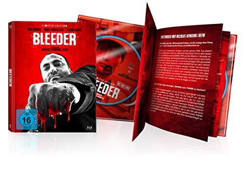 Bleeder (Limited Mediabook Cover A) (exklusiv bei Amazon.de) (limitiert auf 666 Stück) [Blu-ray+DVD]