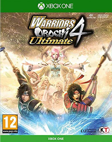 Warriors Orochi 4 Ultimate pour Xbox One