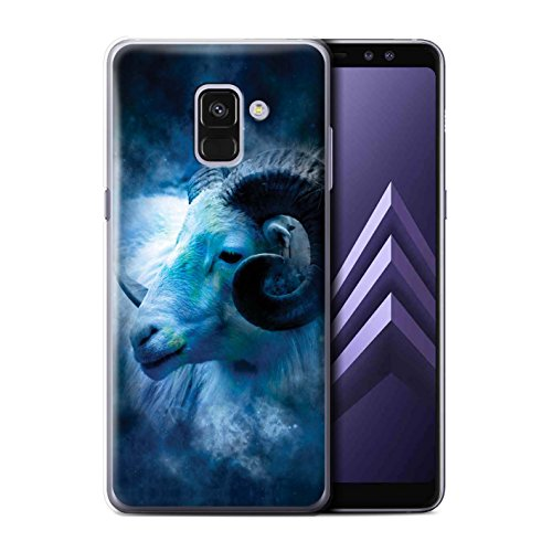 Stuff4 Telefoonhoesje/over/Skin/SGA-CC/Zodiac Star Sign Collection Samsung Galaxy A8 Plus 2018 Ram