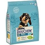 Purina Dog Chow Small Puppy pienso para perro Cachorro Pollo 4 x 2,5 Kg
