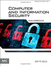 Computer and Information Security Handbook by John Vacca (1-Jul-2013) Hardcover