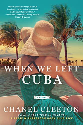 Buchseite und Rezensionen zu 'When We Left Cuba' von Chanel Cleeton
