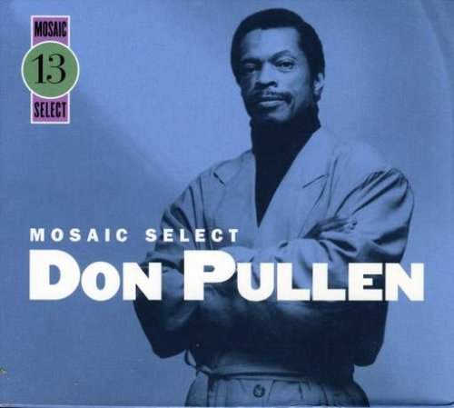 Mosaic Select 13: Don Pullen