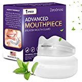 ZeroSnore Bruxism Mouthpiece Adjustable Mouth Night Guard, Sleep...
