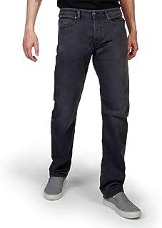 DIESEL 男式00s11b 直筒牛仔裤