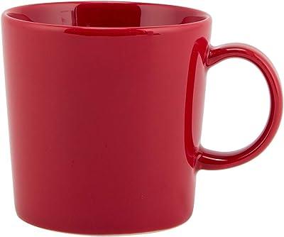 [ イッタラ ] Iittala マグカップ ティーマ Teema レッド Red 1006013 / 6411800170536 北欧 フィンランド 食器 コップ インテリア キッチン 北欧雑貨 新生活 Mug [並行輸入品]