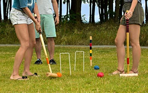 Baden Champions de Croquet avec...