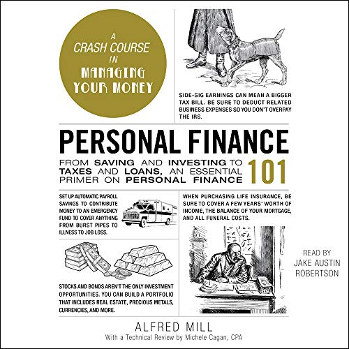 Personal Finance 101 cover art