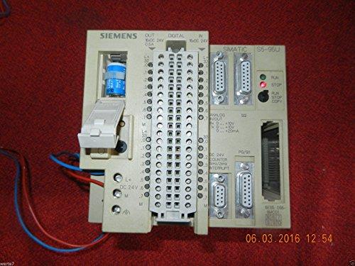 SIEMENS Simatic S5-95U Kompaktgerät 6ES5 095 8MC01 Digital Input/Output