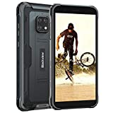 Rugged Cell Phones Unlocked, Blackview BV4900, Android 10 Rugged Smartphone, 5580mAh 4G GSM Network Cell Phone, 5.7' HD+ Cellphones, 3GB+32GB Waterproof Unlocked Smartphone, NFC Rugged tmobile Phone