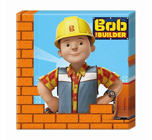 HiT 53871 Servietten Bob der Baumeister