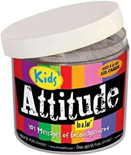 Kids' Attitude in a Jar: 365 Messages of Encouragement