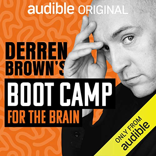 Derren Brown's Boot Camp for the Brain cover art