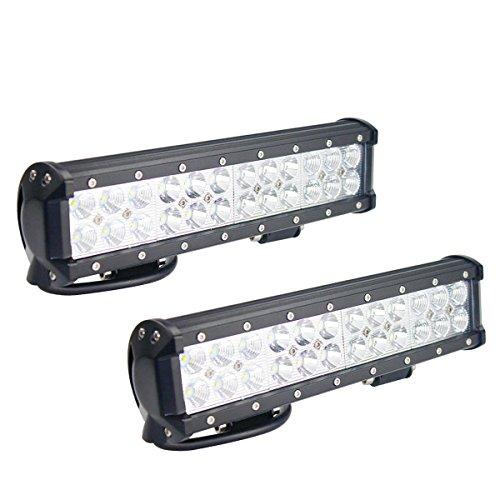 BRIGHTUM 72W CREE led lavoro fanale bianco 12 V 24 V riflettori Work Light Bar luce di lavoro Offroad SUV ATV UTV, trattore, scavatore camion auto