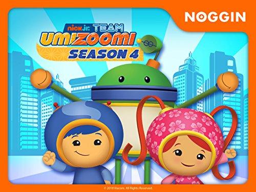 Team Umizoomi Season 4