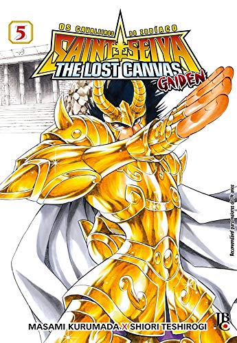 Cavaleiros do Zodíaco (Saint Seiya) - The Lost Canvas: Gaiden - Volume 5