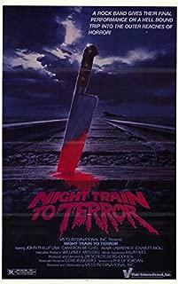 Night Train to Terror POSTER (11