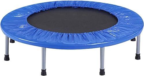 GXY Trampolín para el hogar para Niños Trampolín para Interiores Cama para brincar el trampolín para Adultos Gimnasio para Adultos Bouncing Weight Loss Bed para Dar a la Familia Carga 10