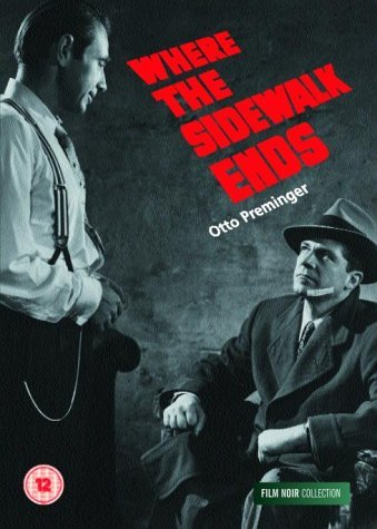 Where The Sidewalk Ends [1950] [DVD] by Dana Andrews