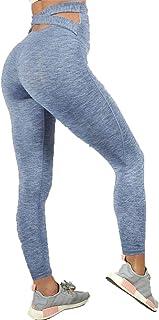 Yoga Leggings Seamless High Waist Compression Tights Slim Push Up Scrunch Butt Leggings Gym Sportswear Tights Fitness Women