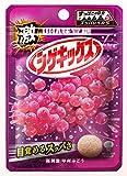 味覚糖 激シゲキックス 極刺激甲州ぶどう味 20g ×10袋