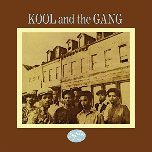 "Album Art for Kool and the Gang (Limited 50th Anniversary ""Creamy"" Edition) by Kool and the Gang"