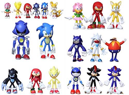 Figura Anime dibujos animados Tails Shadow figura regalo de