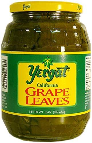 Yergat Grape Leaves TWO 32 Jars oz. Columbus Mall New color 908g Glass