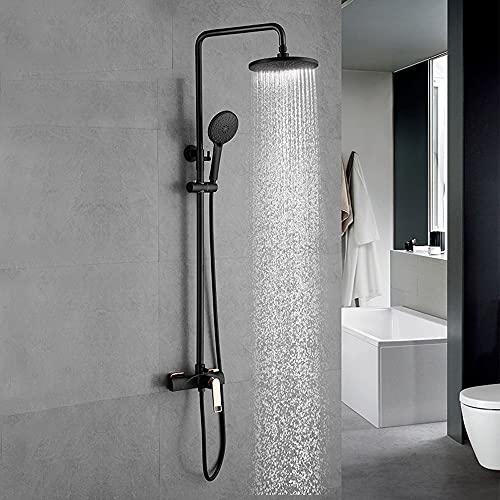 ALYHYB Badezimmer-Duschmischer-Set,...