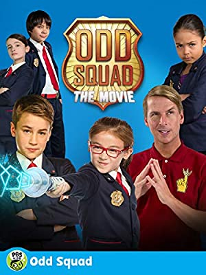 Odd Squad: The Movie from