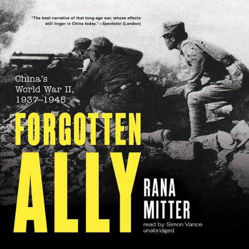 Forgotten Ally cover art