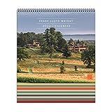 Frank Lloyd Wright 2022 Tiered Wall Calendar