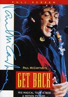 Paul McCartney's Get Back World Tour