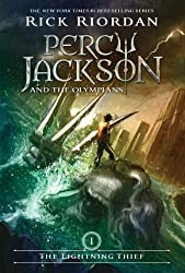 Fantasy books for middle grade kids Percy Jackson