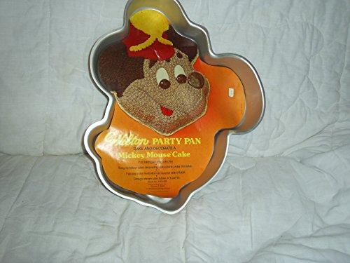 Wilton Disney Mickey Mouse Band Leader Cake Pan (515-302) Retired