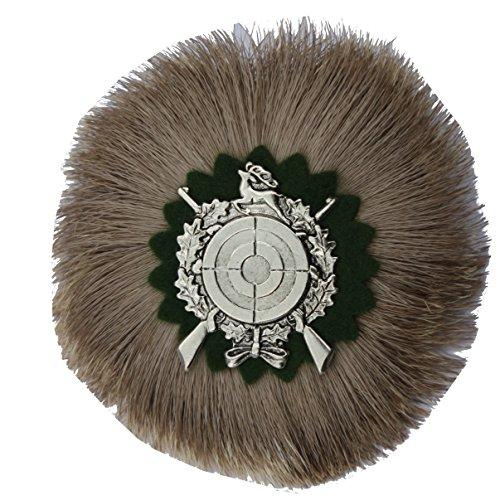 Breiter – Rehradl, Pin's pour chapeau, accessoire, costume traditionnel – Disque de protection.