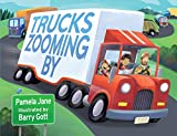 Trucks Zooming By