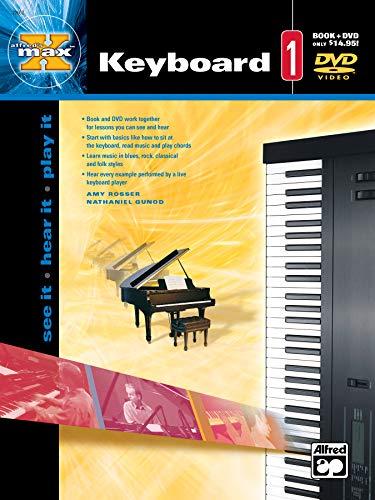 Alfred's Max Tm Keyboard 1