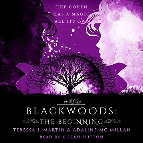 Blackwoods audiobook cover art