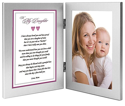 Daughter Gift from Mom 'To My Daughter' Poem Praising Her for Being a...