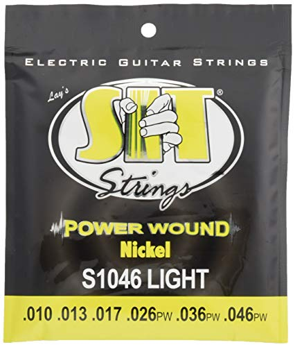 15位:SIT strngs 『PowerWound Light S1046TP』