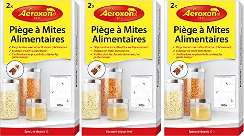 Aeroxon Piège à Mites...