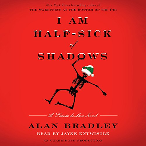 I Am Half-Sick of Shadows audiobook cover art