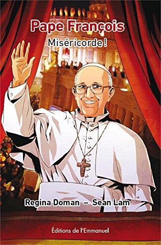 Manga - Pape François - Miséricorde