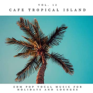 Cafe Tropical Island - EDM Pop Vocal Music For Holidays And Lounges, Vol.12