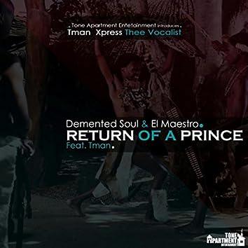 Return Of A Prince (Main Punishment)